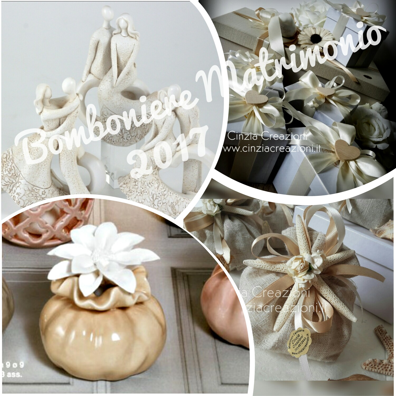 Bomboniera Matrimonio Natalizio : Bomboniere matrimonio cinzia