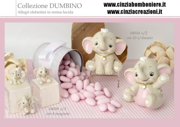 elefantino rosa