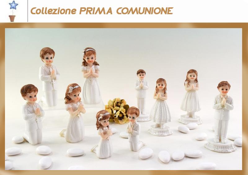 Bomboniera Comunione Cresima Statuina