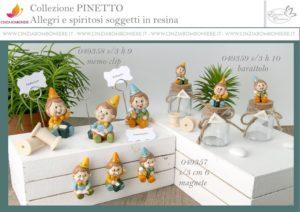 Bomboniera Pinocchio