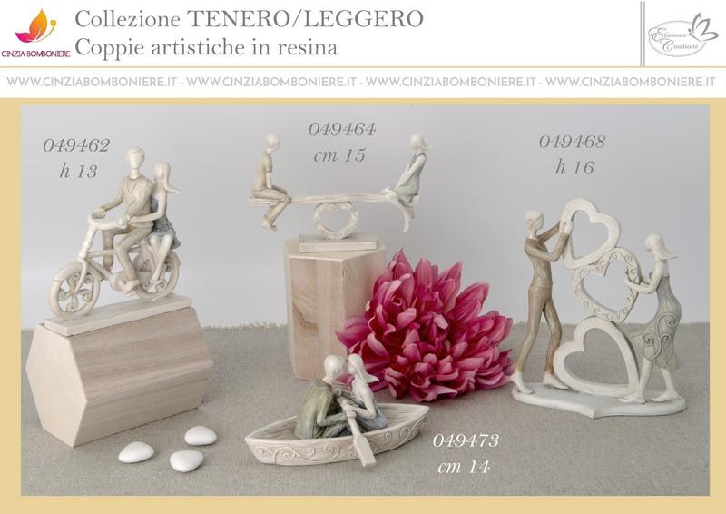 Bomboniere 2018 Matrimonio.Coppia Sposi Bomboniera Matrimonio 2018 Cinzia Bomboniere
