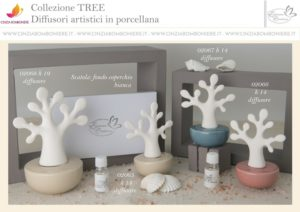 Diffusore Ambiente Bomboniera albero