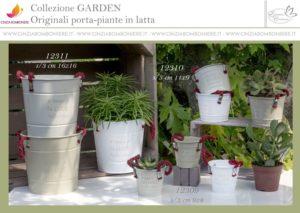 Vaso bomboniera giardino