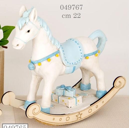 Cavallo a dondolo bimbo 049767