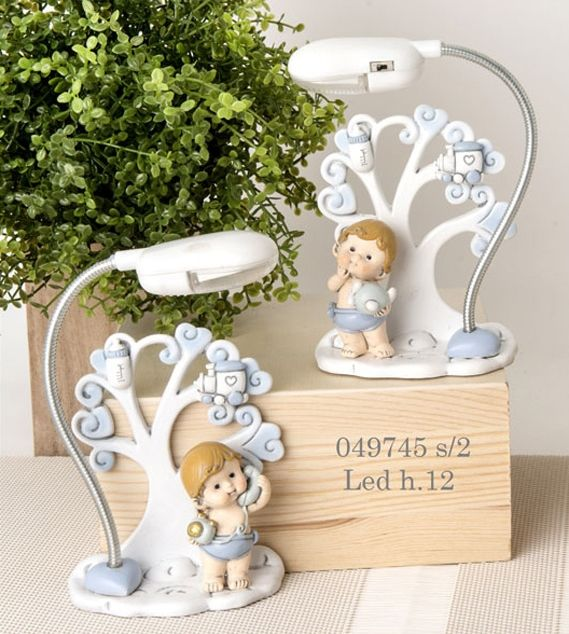 Lampada led albero della vita bimbo 049745