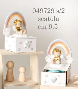 Scatolina angioletto 049729