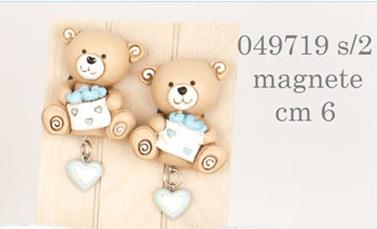 magnete orsetti 049719