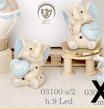 Elefantino led 03100