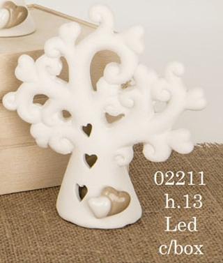 Led albero della vita porcellana 02211