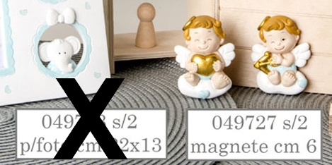 Magnete angioletti 049727
